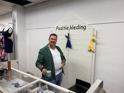 Afbeelding #000 voor het verhaal Patrick Lammers over zijn plannen in Winkelcentrum Dauwendaele