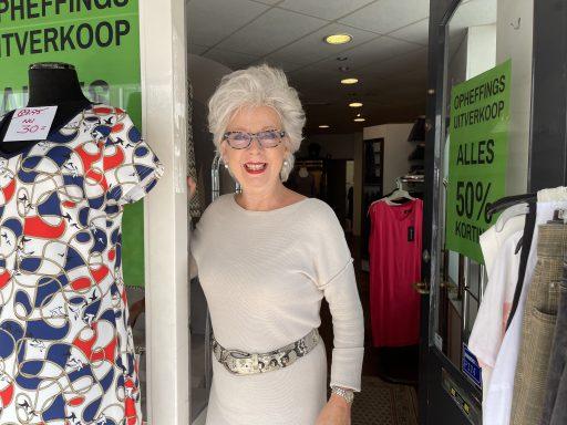 Afbeelding #003 voor het verhaal Saluti! Trudy van der Meulen sluit haar winkel in de Langeviel na 38 jaar
