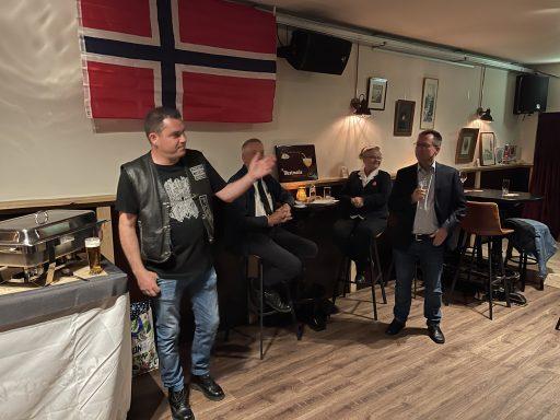 Afbeelding #007 voor het verhaal Ambassadeur Bård Ivar Svendsen te gast bij 'Middelburg Helpt'