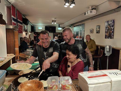 Afbeelding #009 voor het verhaal Ambassadeur Bård Ivar Svendsen te gast bij 'Middelburg Helpt'