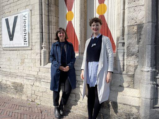 Afbeelding #000 voor het verhaal Katie Schwab en Clare Molloy over Small Wares in Vleeshal Middelburg