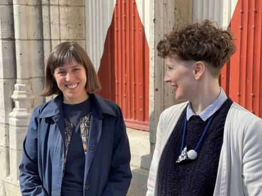 Afbeelding #001 voor het verhaal Katie Schwab en Clare Molloy over Small Wares in Vleeshal Middelburg