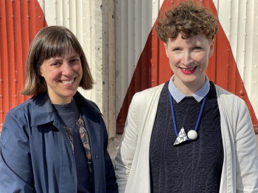 Afbeelding #002 voor het verhaal Katie Schwab en Clare Molloy over Small Wares in Vleeshal Middelburg