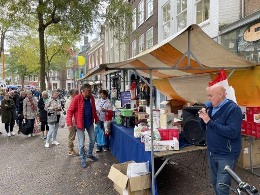 Afbeelding #000 voor het verhaal Prijzenfestival op Weekmarkt Middelburg