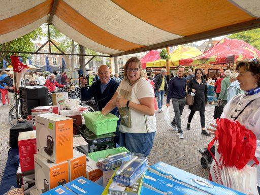 Afbeelding #008 voor het verhaal Prijzenfestival op Weekmarkt Middelburg