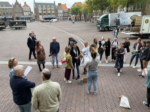Afbeelding #001 voor het verhaal Waarom de SDG-vlag vandaag ook in Middelburg wappert