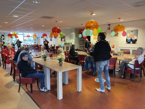 Afbeelding #000 voor het verhaal Burendag 2021 in de Stromenwijk