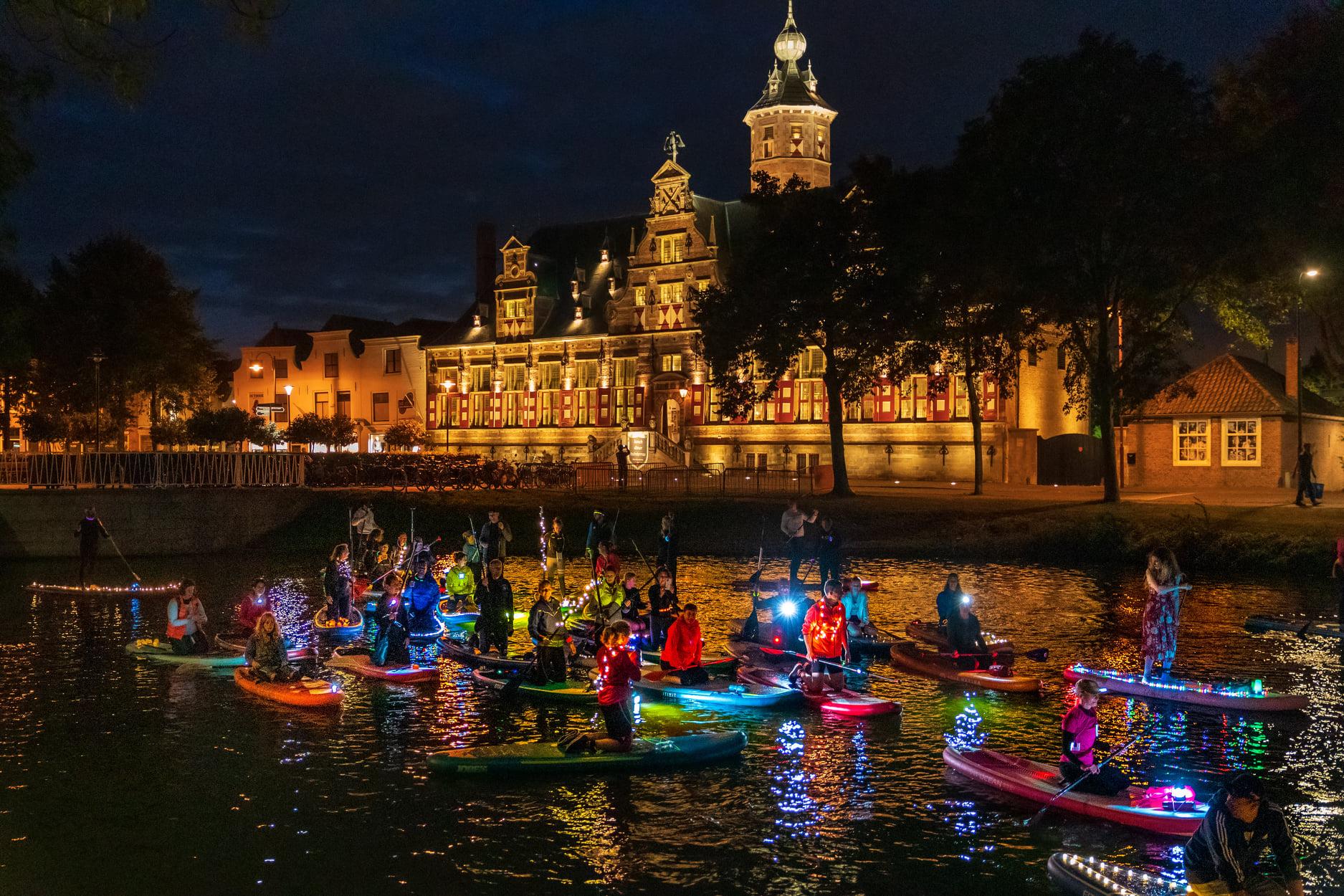 Afbeelding #000 voor het verhaal Kleurrijk suppen in Middelburg