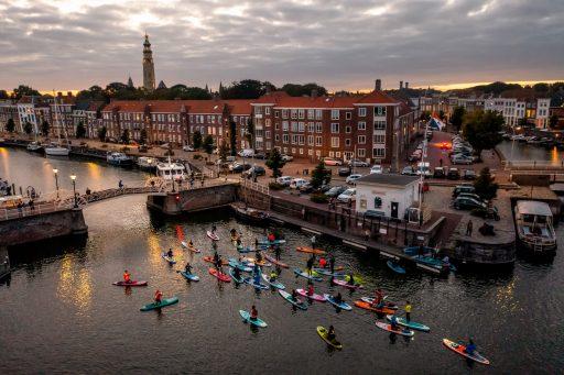 Afbeelding #002 voor het verhaal Kleurrijk suppen in Middelburg