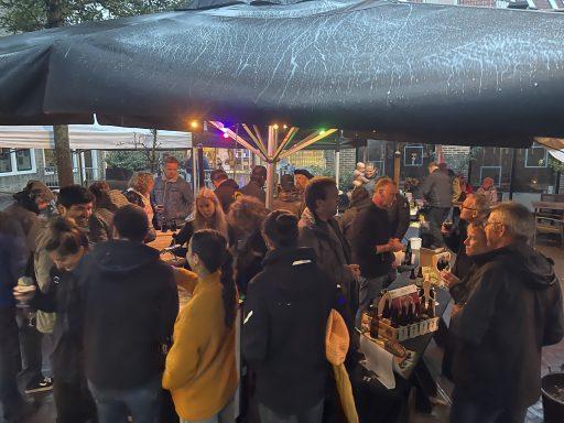 Afbeelding #004 voor het verhaal Gezelligheid op het Geerepleintje: het vierde Bockeriejersfestival van Stadsbrouwerij Middelburg