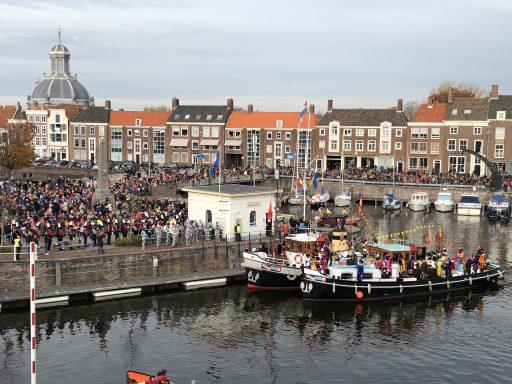 Afbeelding #002 voor het verhaal Geen intocht, maar wel Sinterklaas in Middelburg dit jaar