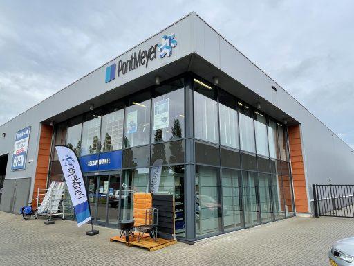 Afbeelding #027 voor het verhaal De nieuwe bouwwinkel van PontMeyer Middelburg