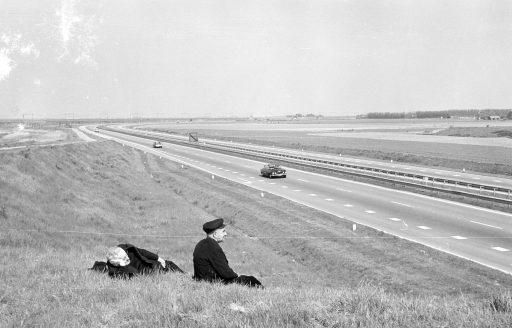 Afbeelding #006 voor het verhaal Over de geschiedenis van de (Rijksweg) A58