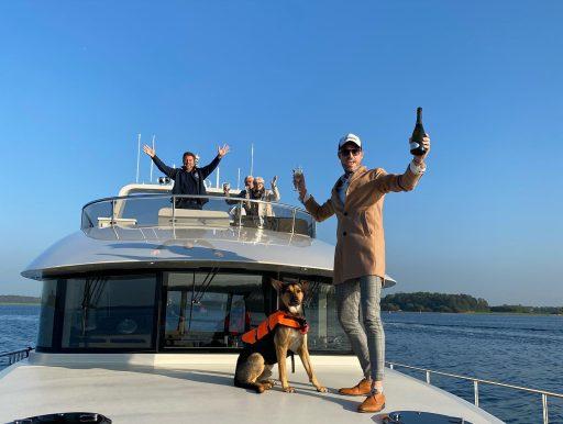 Afbeelding #000 voor het verhaal Actie: win een tochtje met Ronvaart.nl uit Middelburg