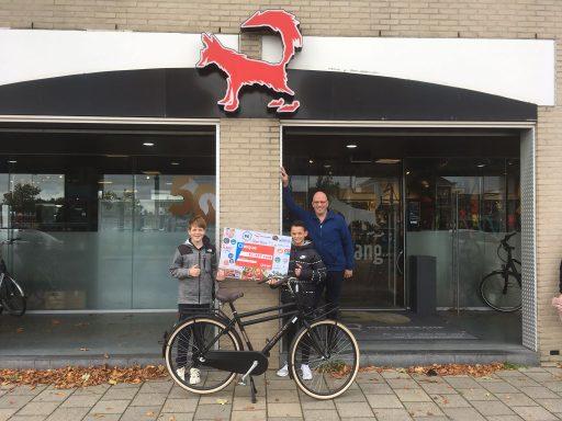 Afbeelding #003 voor het verhaal Hulde! CSW Middelburg zamelt 51.537 euro voor KWF Kankerbestrijding
